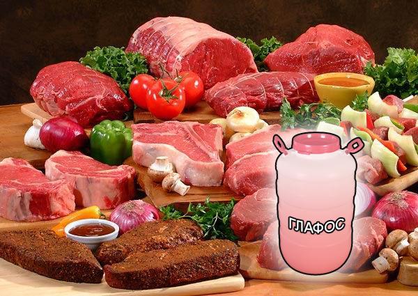 Фосфатные смеси для мяса и мясной промышленности от компании ЗАО Респект - Глафос смесь фосфатов (E-451, E-450, E-452)