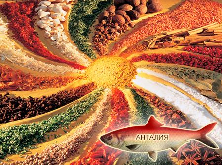 Смеси специй для рыбы от компании ЗАО Респект - декоративные спеси для обсыпок, Смесь пряностей, с основной нотой: паприки красной, укропа, чеснока